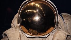 宇宙飛行士アップ