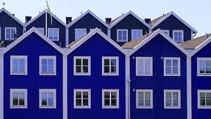 スウェーデン住宅