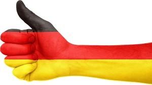ドイツの手