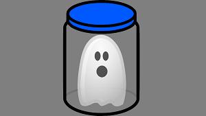 ビン詰め幽霊
